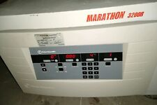 Iec Fisher Marathon 3200r Refrigerated Tabletop Centrifuge With 04 976 005 Rotor