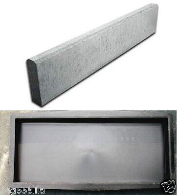 Randsteinform Nr. 381 - Schalungsform zum selber machen