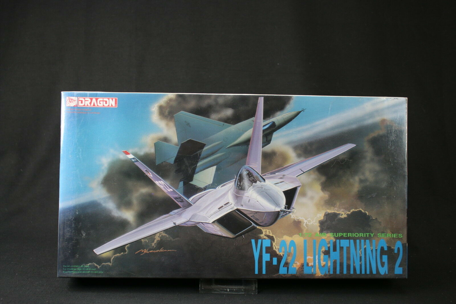 YL052 DRAGON 1 72 maquette avion 2508 YF-22 Lightning 2 YF22