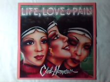 CLUB NOUVEAU Life, love & pain lp GERMANY BILL WITHERS