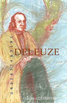 Understanding Deleuze (Cultural Studies), Colebrook, Claire, Used; Good Book