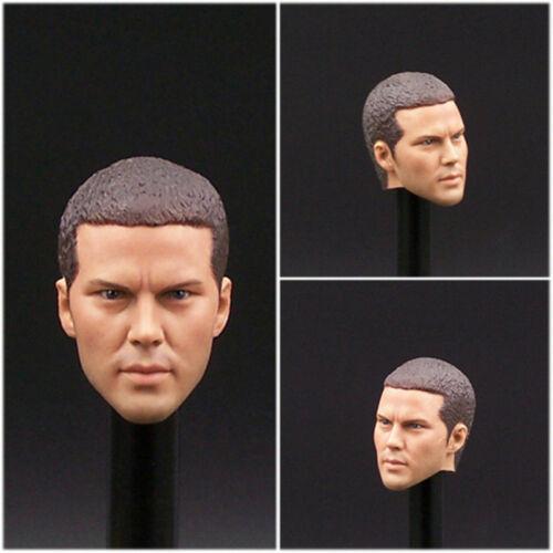 Taylor Kitsch A24 Male PVC 1//6 Scale Chris Redfield Headsculpt