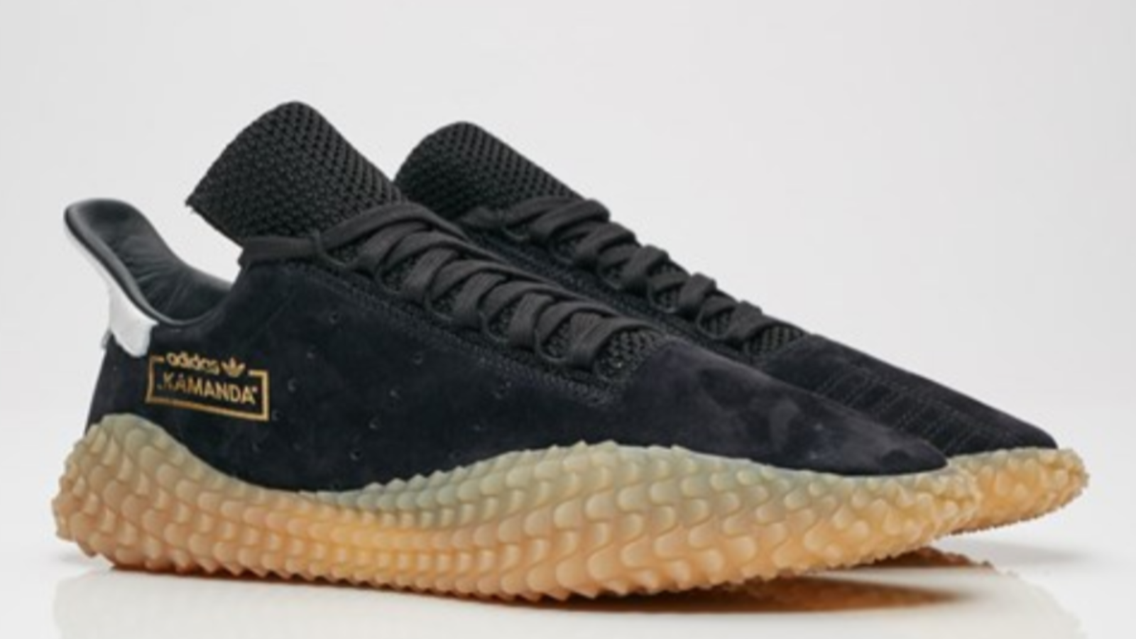 Adidas kamanda originals kamanda Adidas kern schwarz / schwarz / kaugummi cq2220 mens lifestyle - schuh - 7 - 13 223bdc