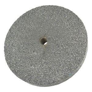 """6"""" (150 mm) multa Mola Smerigliatrice Bench Stone 60 Grit 19 MM spessore TE877  </span>"""