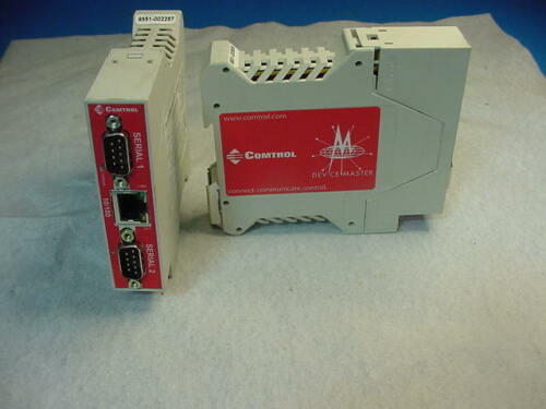 Comtrol Devicemaster UP DB9M 2-Port 1E 2 Port RS-232 Industrial Ethernet Modbus