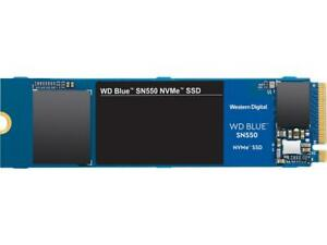 Western Digital WD Blue SN550 NVMe M.2 2280 1TB PCI-Express 3.0 x4 3D NAND Inter