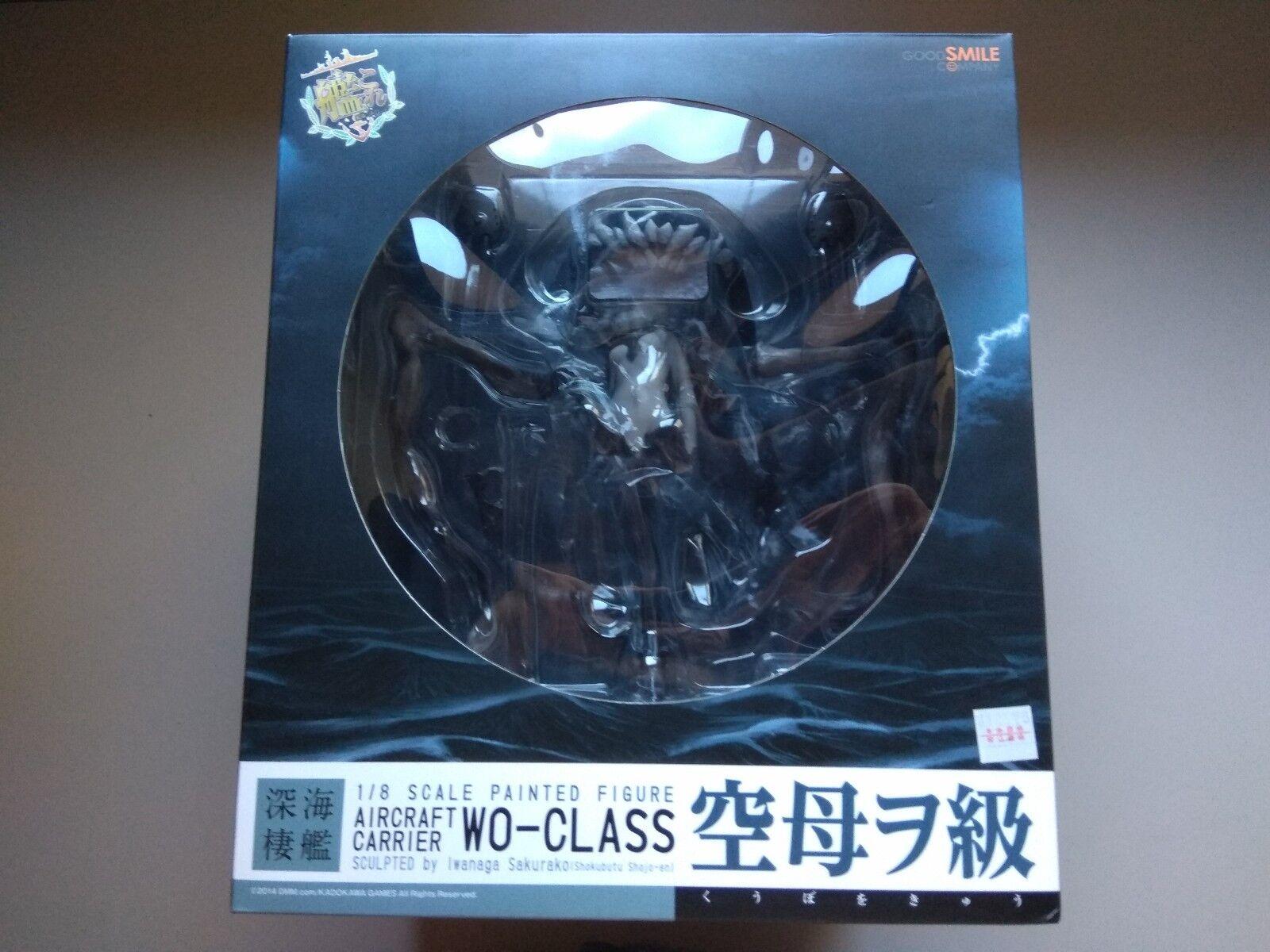 1 8 KANTAI COLLECTION KAN COLLE - KUUBO WO-KYUU - 1 8 (GOOD SMILE COMPANY)