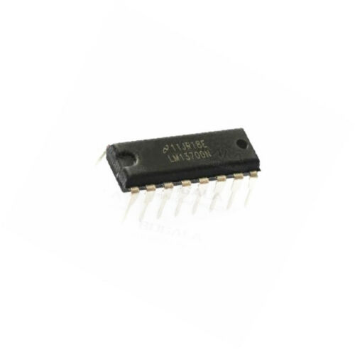 1PCS LM13700 LM13700N INTEGRATED CIRCUIT LM13700N NEW