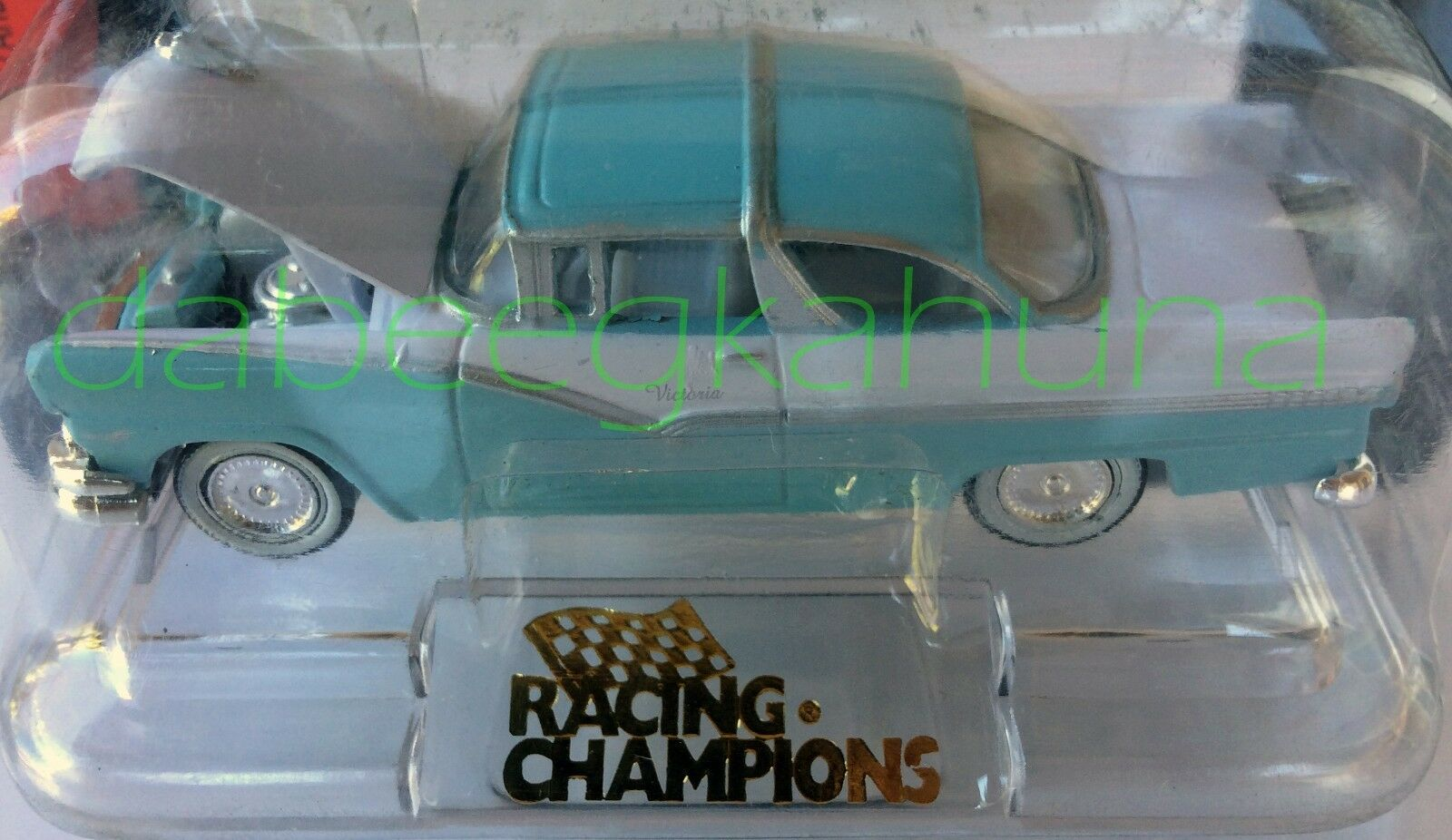 Racing Champions Mint-1956 Ford Victoria Fairlane-Rubber Tires-Die-Cast-Scl-1 60 60 60 24fe57
