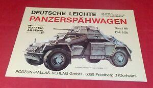 WA 86 Deutsche Leichte Panzerspähwagen