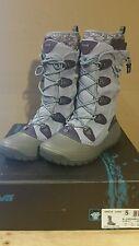 TEVA JORDANELLE 3WP Lavender women's -25F snow boots size 5US