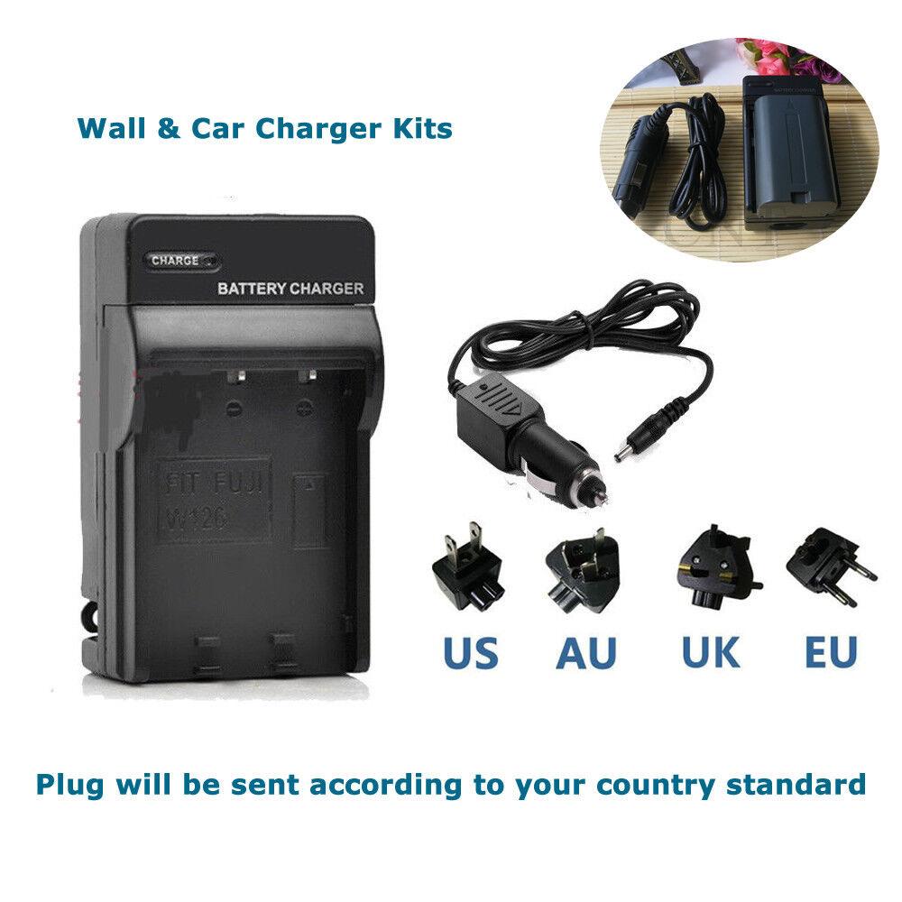Battery Charger for Panasonic CGR-D08 CGR-D08R NV-DS11 NV-DS25 NV-DS27 CGR-D16S