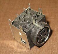 Dc Power Jack Clevo D620c D620e D620s D630 D630c D630e D630s D800p D510p D520p