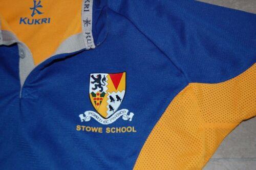 Stowe La scuola Tuta Da Rugby Nuovo di zecca in confezione originale
