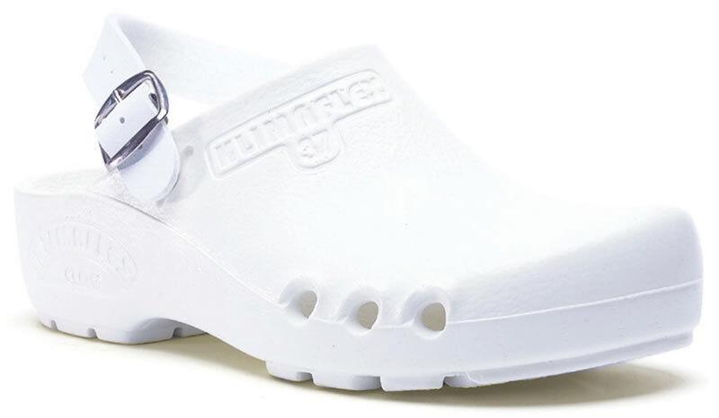 Toffeln Klima Flex 0168 0168 0168 - White - Washable Work shoes d905d8