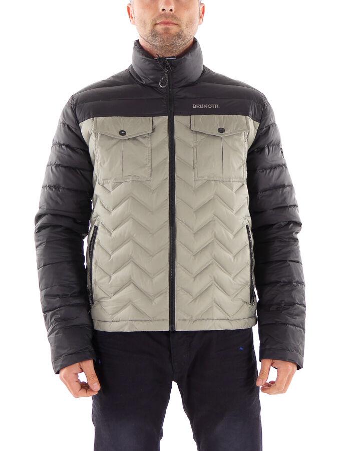 Brunotti chaqueta vellón función chaqueta Wave verde viento  denso caliente  gran selección y entrega rápida