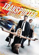 The Transporter Refueled (DVD, 2015) Ed Skrein - NEW/FACTORY SEALED