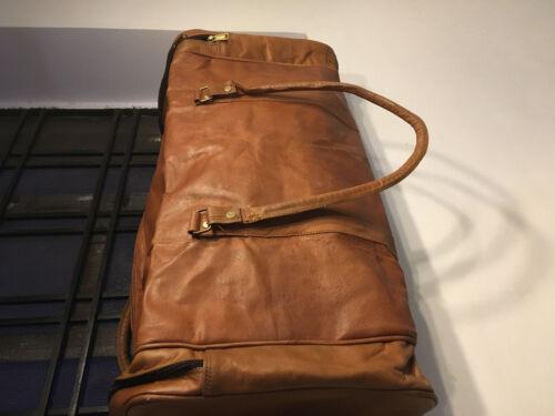 Wochenende Vintage Reise Damen Reisetasc Duffle Handgefertigte Gym Leder aXwnIf5Fqx
