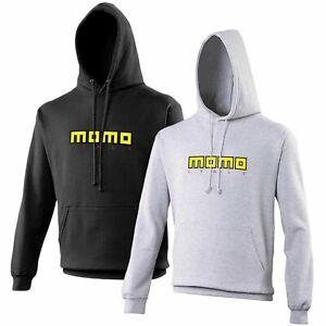 Momo Wheel T-Shirt VARIOUS SIZES /& COLOURS Motor Sports Racing Car Enthusiast