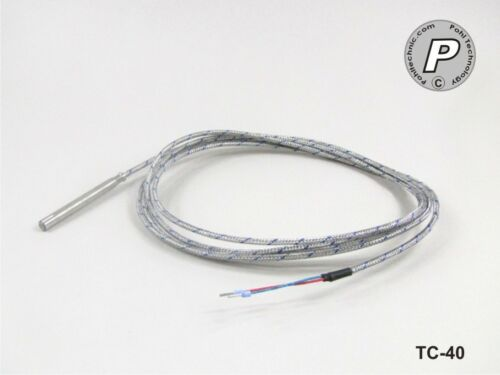 Thermocouple type L.. 400 ° C 60x6mm
