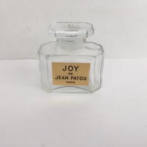 jean patou perfume bottle