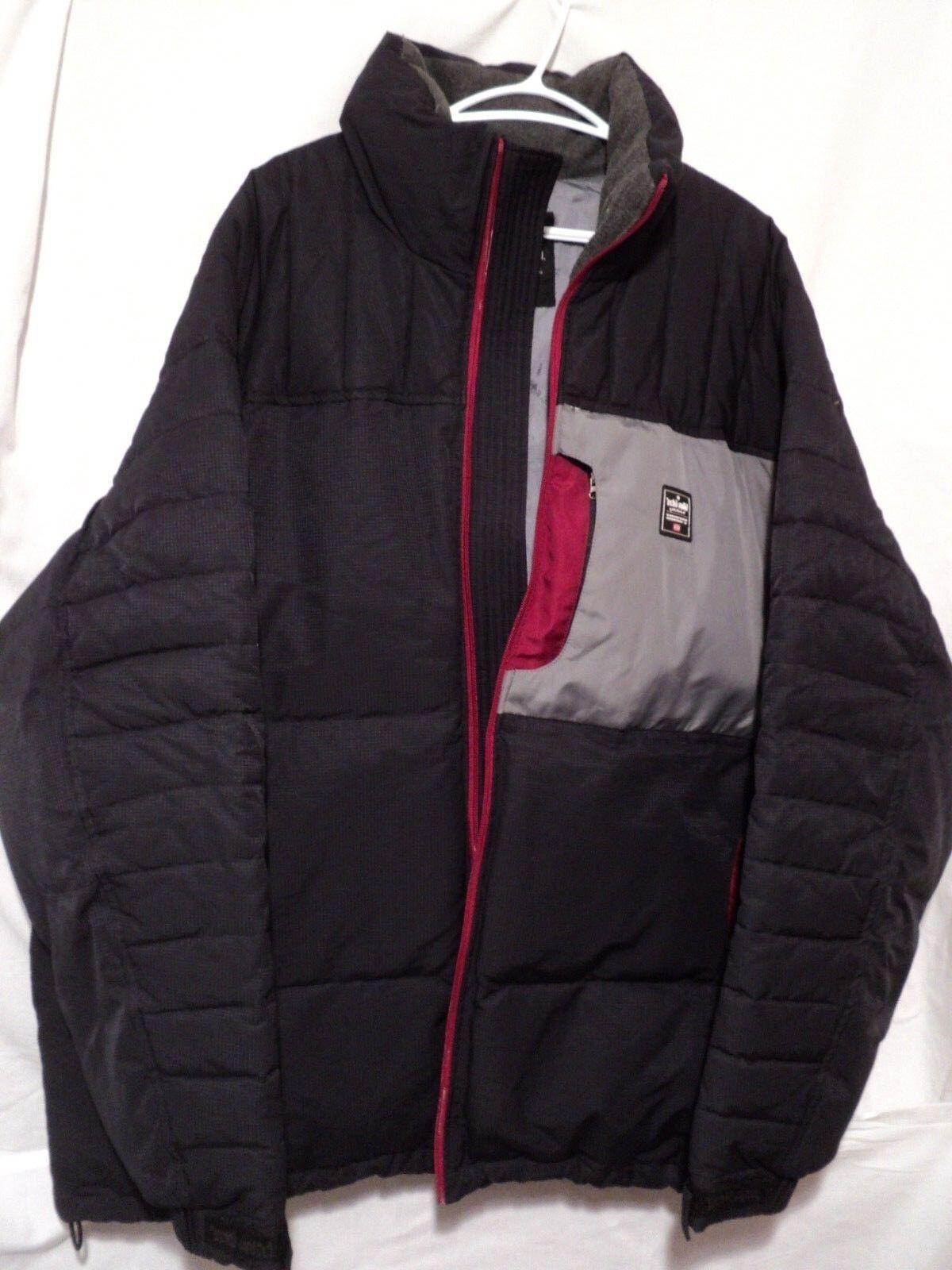 a86345c5eb Ecko unltd.mens le kabát töltött téli kabát, XL, téli unltd.mens meleg