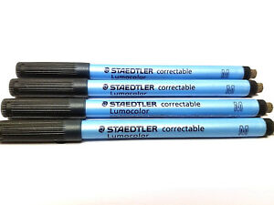 All editions come with a Lumocolor Correctable 305 F pen (Nu Board  Whiteboard Marker) produced by Staedtler, the world-renowned stationery  company.