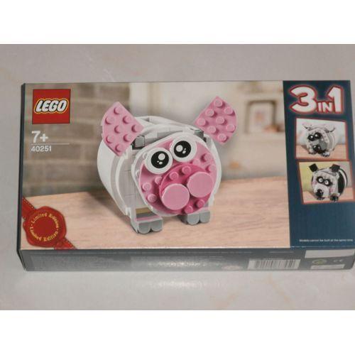 Lego 40251 Mini Piggy Bank - Tirelire - neuf et et et scellé baf589