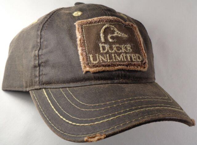 Ducks Unlimited Weekender Cap Dark Brown For Sale Online Ebay