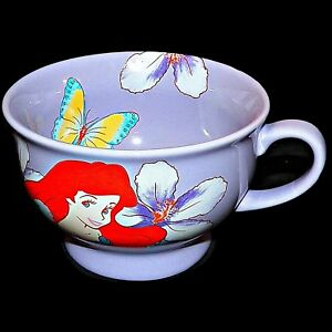 Mermaid About Disney Cappucino Coffee Cup Large The Mug Ariel Store Details Little Lavender qzVSUMpG
