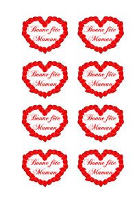 Board Stickers Good Fete Maman Adhesive Adhesive Sticker Mothers Day 1 Ebay
