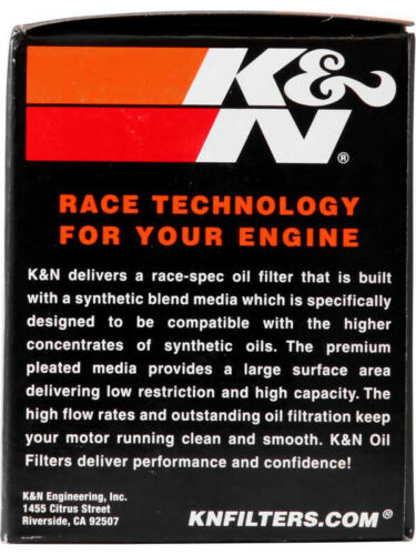 K/&N Oil Filter FOR HONDA VT750DC SHADOW SPIRIT KN-303