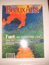 Beaux Arts Magazine N°113 Brice Marden Pougny Azur Carré d'art Nîmes