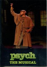 Psych Seasons 5-8 Foil Parallel The Musical Chase Card PM6