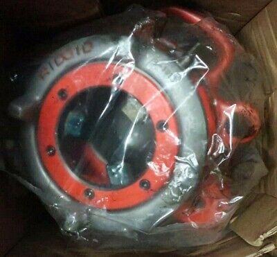 RIDGID 141 Receding Geared Threader w// 844 shaft adater 300,700,,Jam Proof,