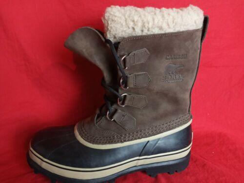 Sorel Men US 9 Caribou Waterproof Boot  NM1000-238