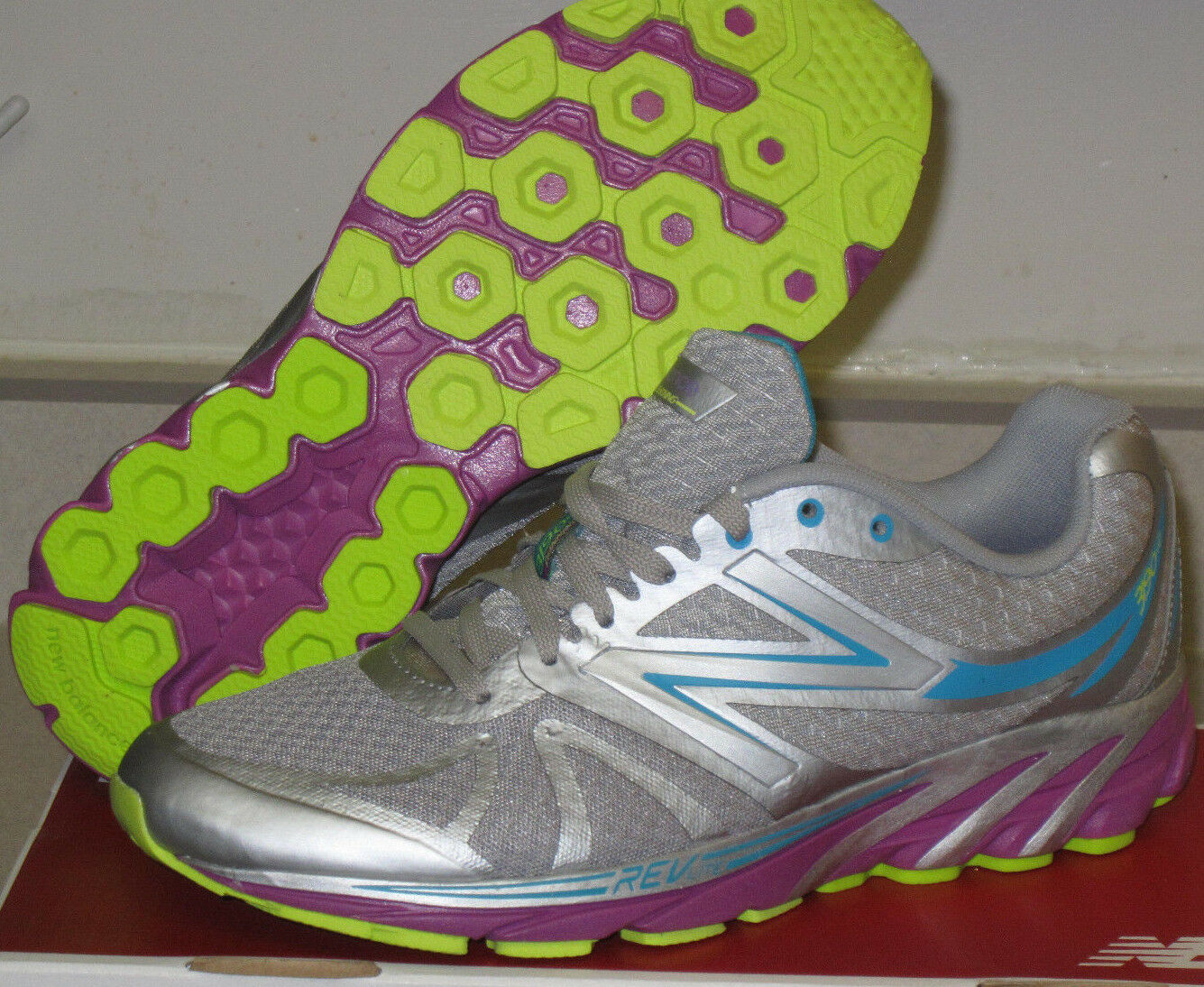 NEW BALANCE MADE IN USA 3190v2 RUNNING SHOES WOMEN'S SIZE 7