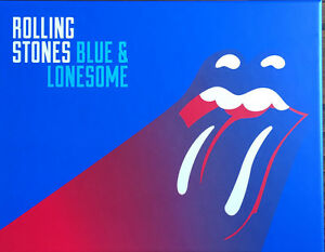 ROLLING-STONES-Blue-amp-Lonesome-2016-Deluxe-Edition-CD-box-set-NEW-SEALED