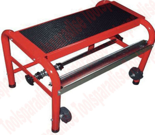 AUTO Body MASKING PAPER TAPE MACHINE Dispenser Station MOBILE Stand Stool STEP