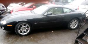 2002 Jaguar XK8 Full