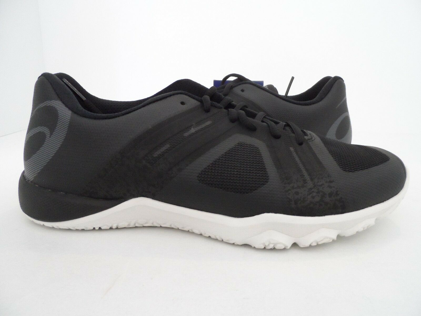 ASICS Women's Conviction X 2 Running shoes Black Carbon Flash Coral Size 8
