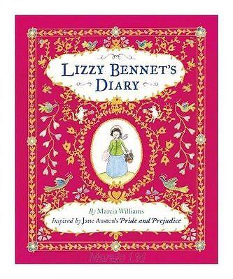 Inteligente Lizzy Bennet's Diary, Hardcover By Williams, Marcia; Williams, Marcia (ilt), Varios Estilos