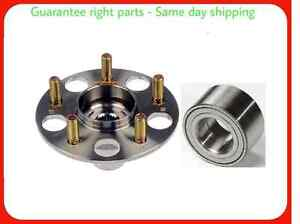 Rear-Wheel-Hub-amp-Bearing-For-2002-2006-Honda-CRV-LH-OR-RH-Each