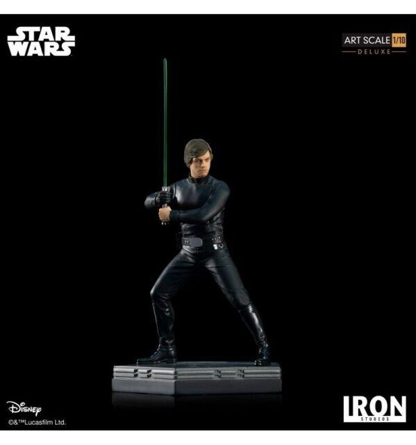 Iron Studios  Star Wars Luke Skywalker 1//10 BDS Art Scale DX