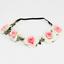 Festival-Haarband-Blumen-Kranz-Rosen-Madchen-Kinder-Kommunion-Blumenkinder-Blume 縮圖 6