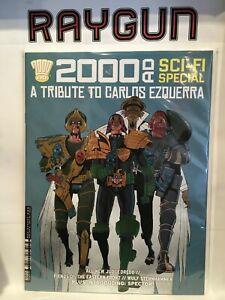2000AD-Science-Fiction-Special-Hommage-pour-Carlos-Esquerra-Nm-1st-Imprime