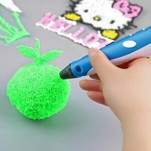 3D Doodler Printing Drawing Pen Crafting Modeling ABS Filament Art Printer Gift