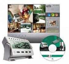 Logitech WiLife Spy Digital Video Security Hidden Master System Camera 961000288