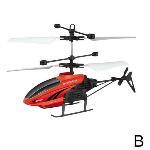 Großer 2.5Ch Hubschrauber 2.5 Kanal Rc Fernsteuerung Doppel Blades Flugzeug Q5N1