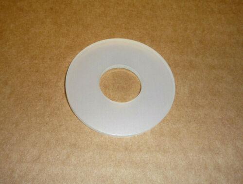 Größen versch FDA Flachdichtung Lebensmittel Silikon Flanschdichtung Ring